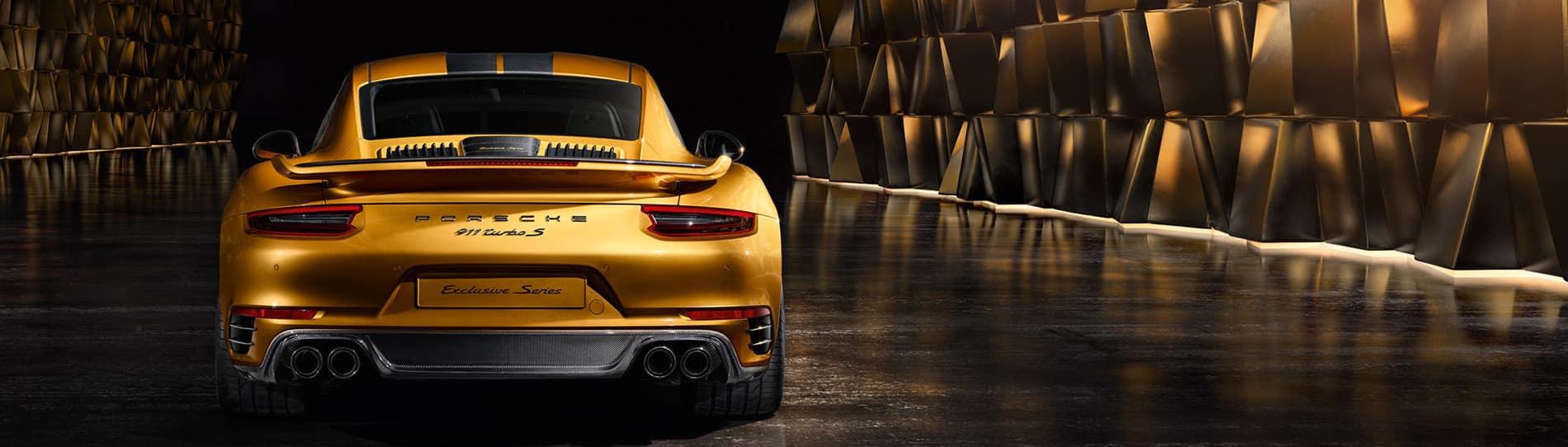 Porsche Banner