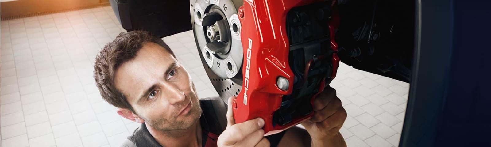 Porsche Genuine Parts