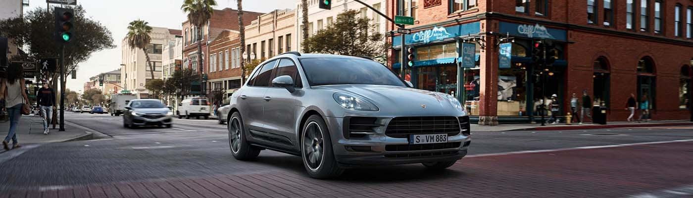 Porsche On Street