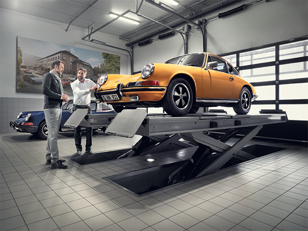 Porsche Classic Service | Porsche Minneapolis
