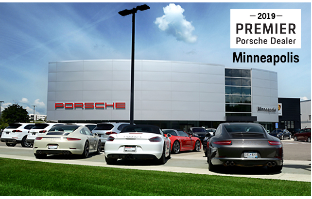 Porsche Minneapolis Porsche Premier Dealer