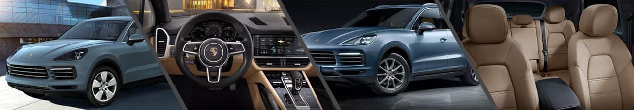 New 2019 Porsche Cayenne for sale in Mobile AL