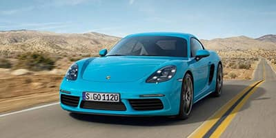 New 2019 Porsche 718 Cayaman for Sale Mobile AL
