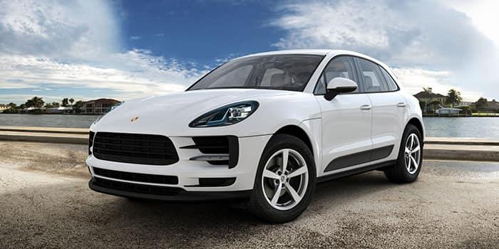 2020 Porsche Macan Premium Plus