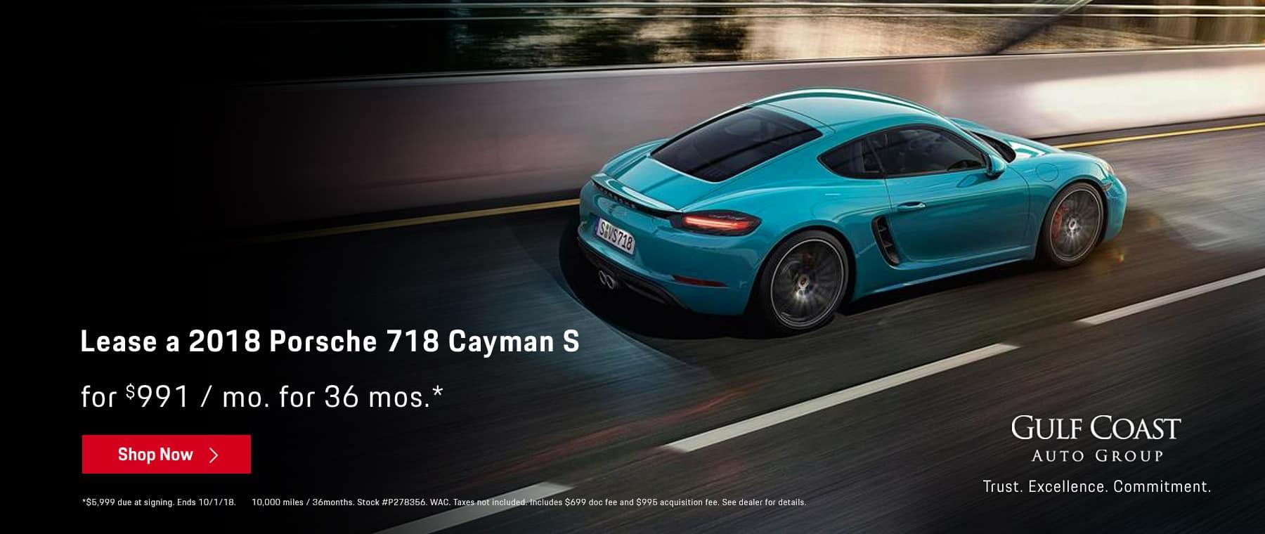Cayman Offer