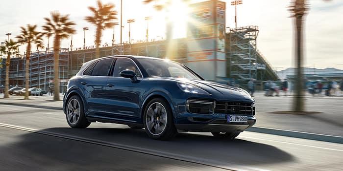 2020 Porsche Cayenne Premium