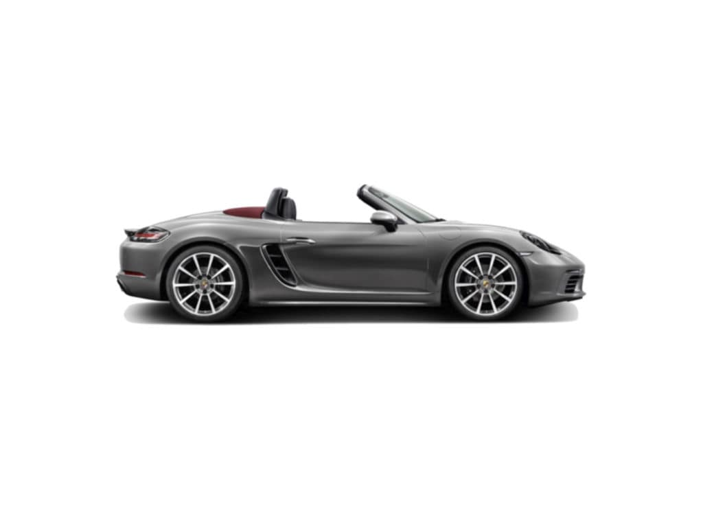 2021 718Boxster