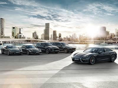 Monthly New Porsche Specials