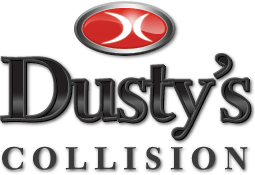 Dusty's Collision Center Ann Arbor Logo