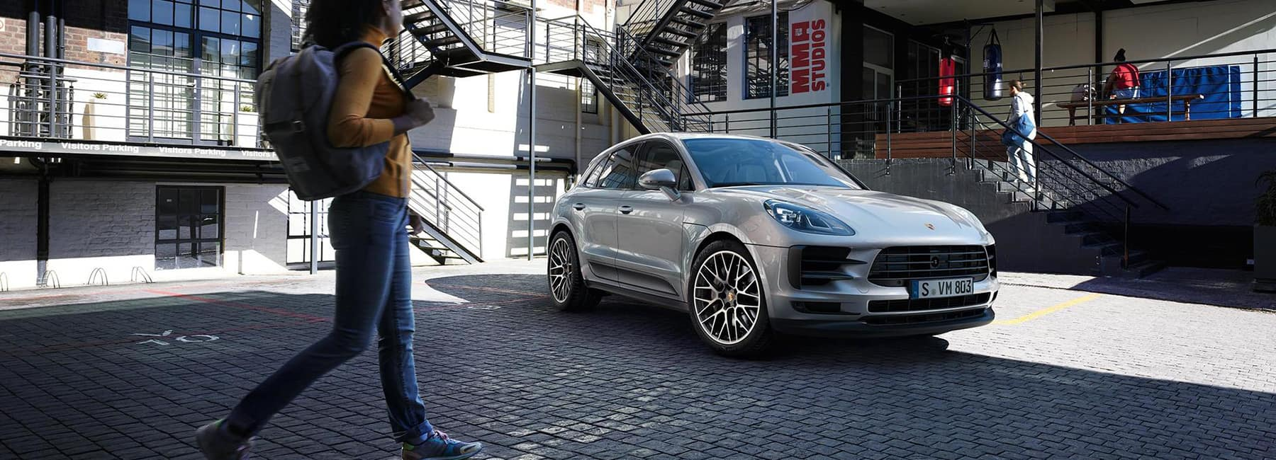 Porsche Macan vs BMW X3 vs Lexus NX vs Mercedes-Benz GLC Comparison at Porsche of Ann Arbor