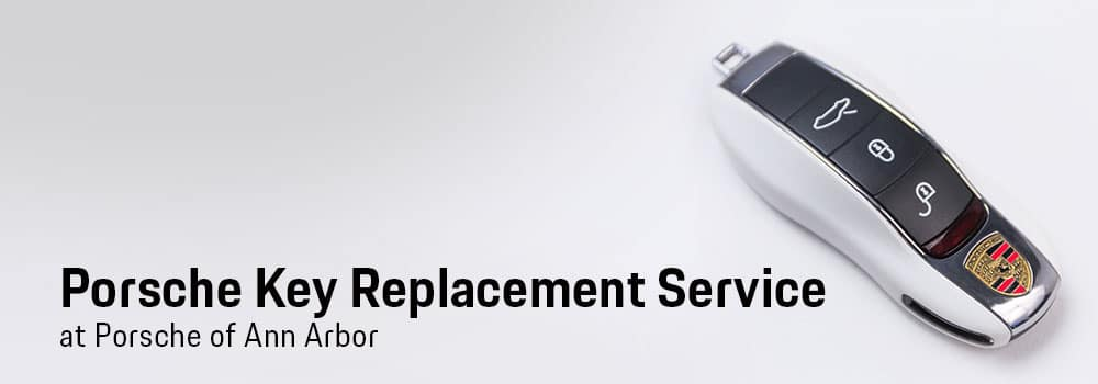 Porsche Key Replacement Service in Ann Arbor, MI