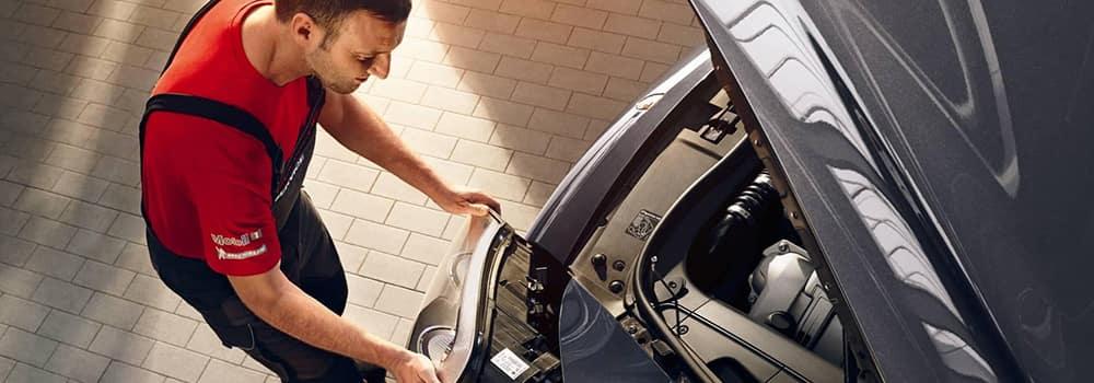 Porsche Technician