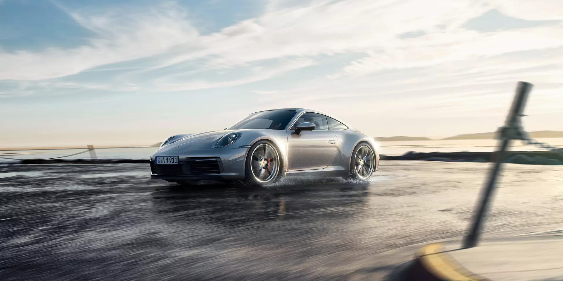 2020 Porsche 911 Driver Assistance