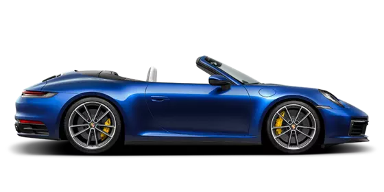 The new 2020 Porsche 911 Carrera 4S Cabriolet
