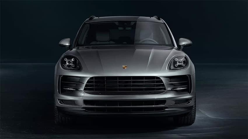 2019 Porsche Macan Front View