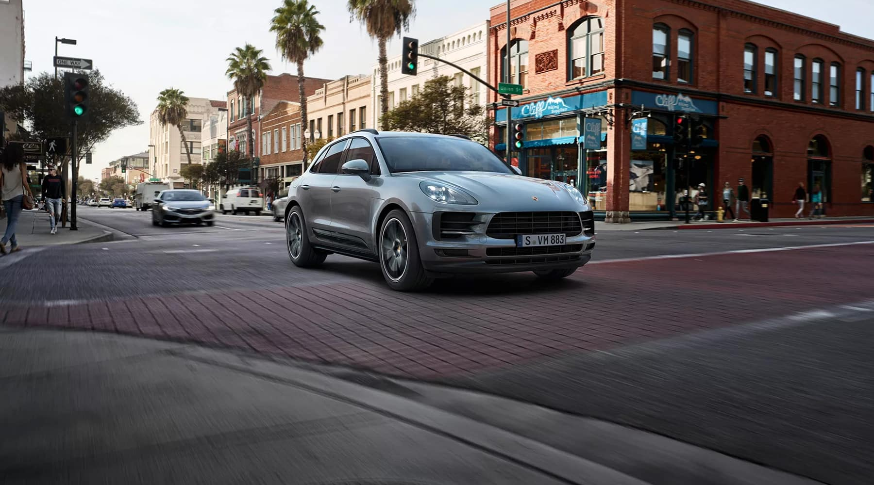 2019 Porsche Macan Comparison Winner