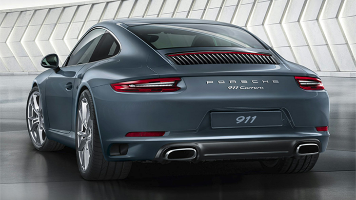 Porsche 911 991 Rear Styling