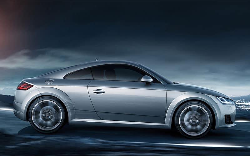 2019 Audi TT Side Profile