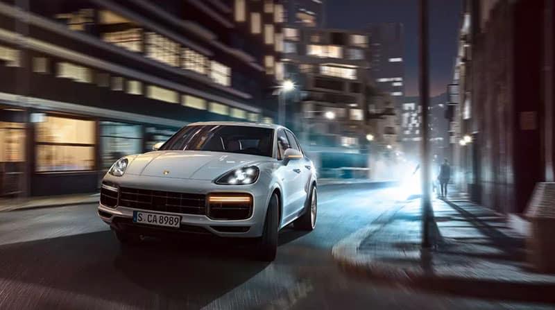 Porsche Cayenne E-Hybrid Performance