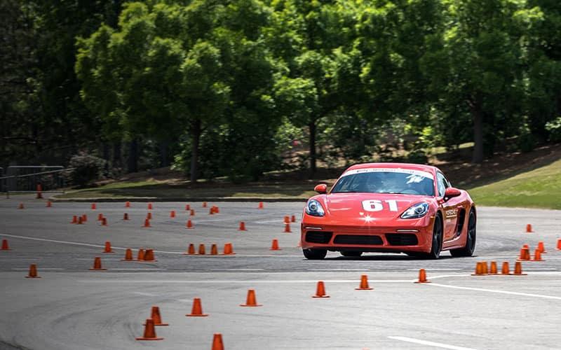 M1 Porsche Drive Experience Event