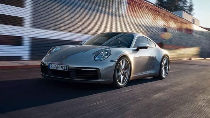 Porsche 911 992 Performance