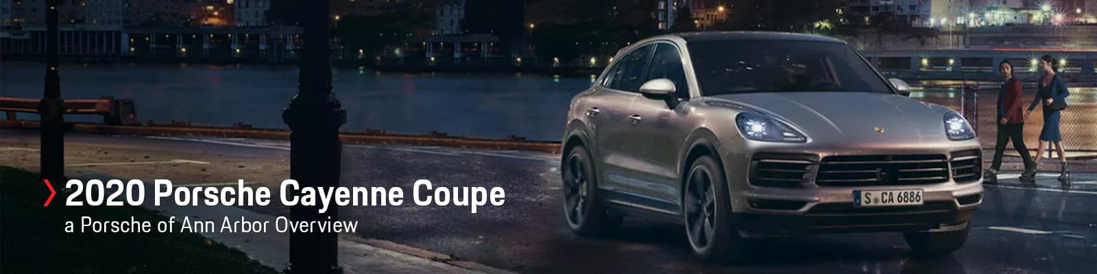 2020 Porsche Cayenne Coupe Model Overview at Porsche Ann Arbor