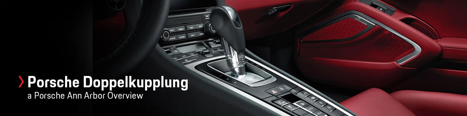 Porsche Doppelkupplung (PDK) Transmission