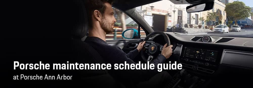 Porsche Authorized Service Center