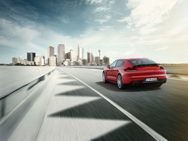 2.49% for up to 60 months Panamera