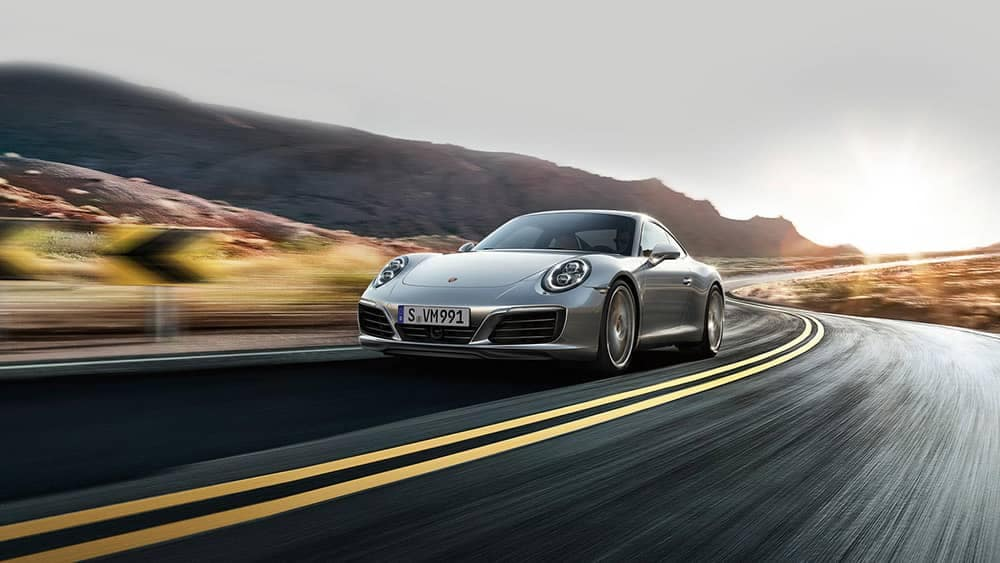 2019 Porsche 911 Carrera Autobahn