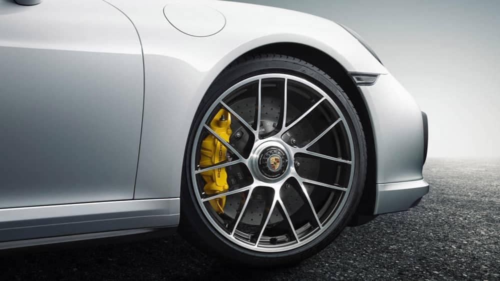 2019 Porsche 911 Turbo Brake Rotor