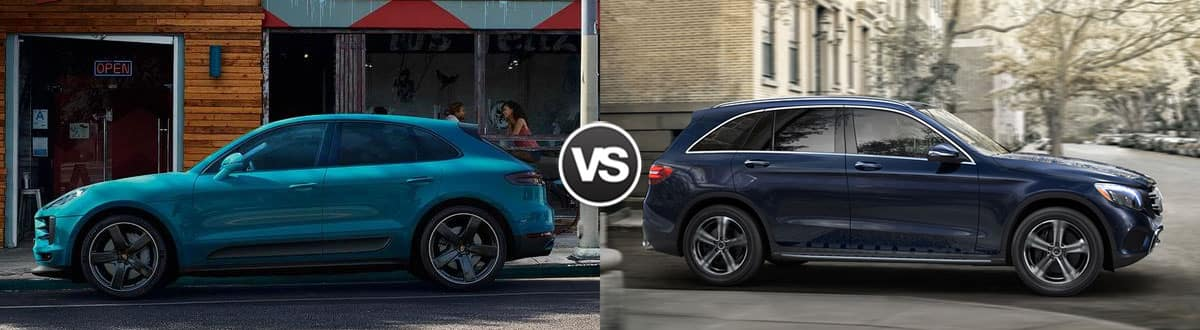 2019 Porsche Macan vs 2019 Mercedes-Benz GLC