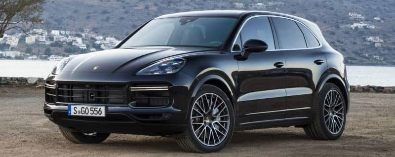 Porsche Cayenne Safety Features