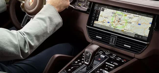 2019 Porsche Cayenne Navigation & Infotainment