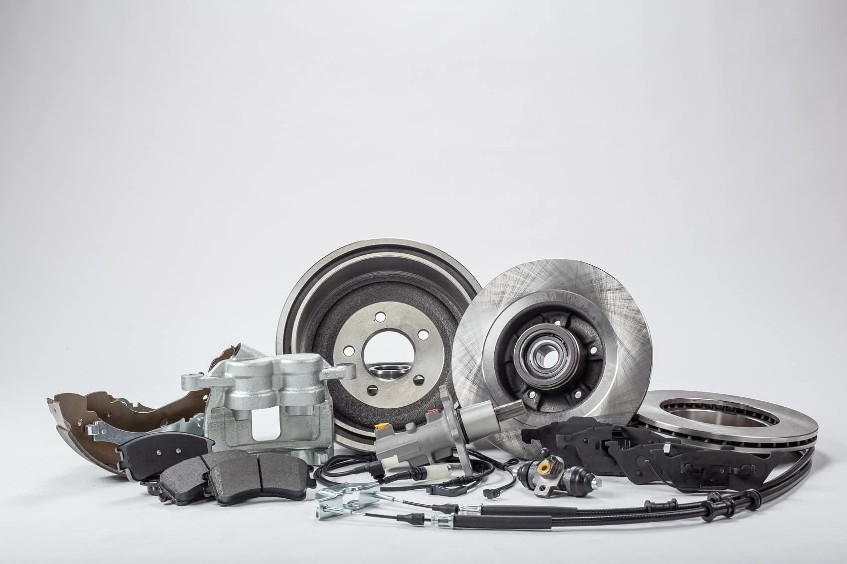 Porsche Parts Department