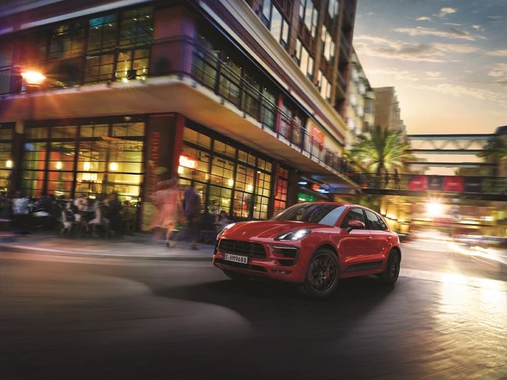 Porsche Macan Engine Performance