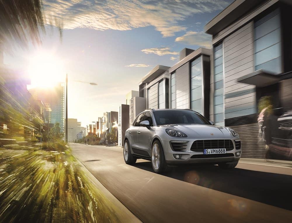 Porsche Macan Exterior Features