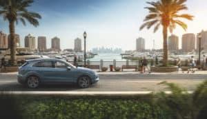 2020 Porsche Cayenne Cargo
