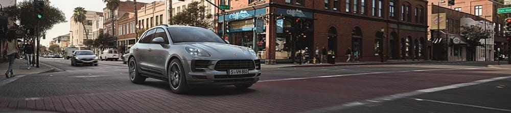 Porsche Macan Engine Specs