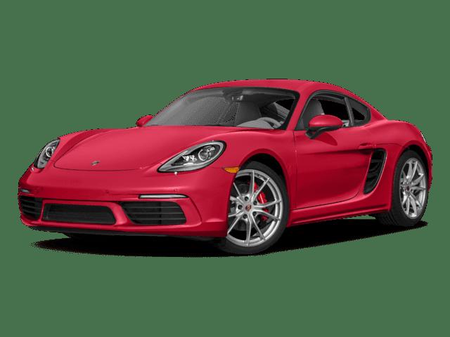 2018 718 Porsche Cayman