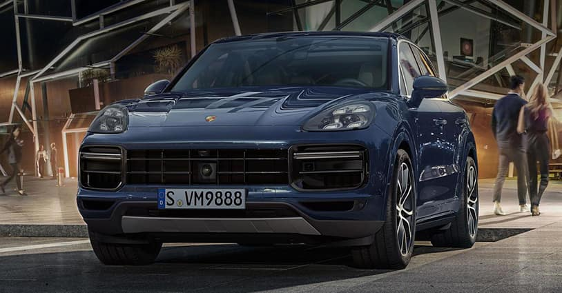 New 2019 Cayenne Porsche of New Orleans