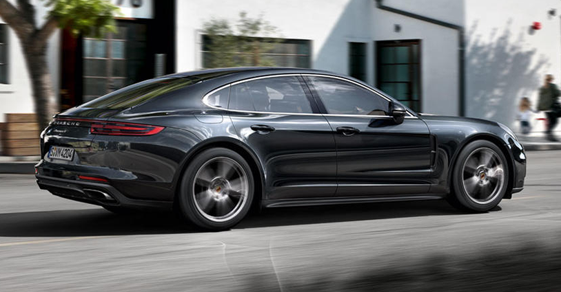 New 2019 Panamera Porsche of New Orleans