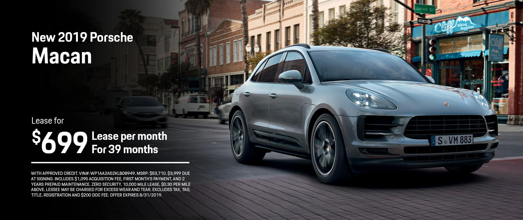 AUGUST MACAN SPECIAL