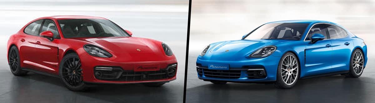 2019 Porsche Panamera GTS vs 2018 Porsche Panamera Turbo
