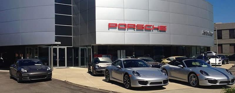 Porsche North Olmsted