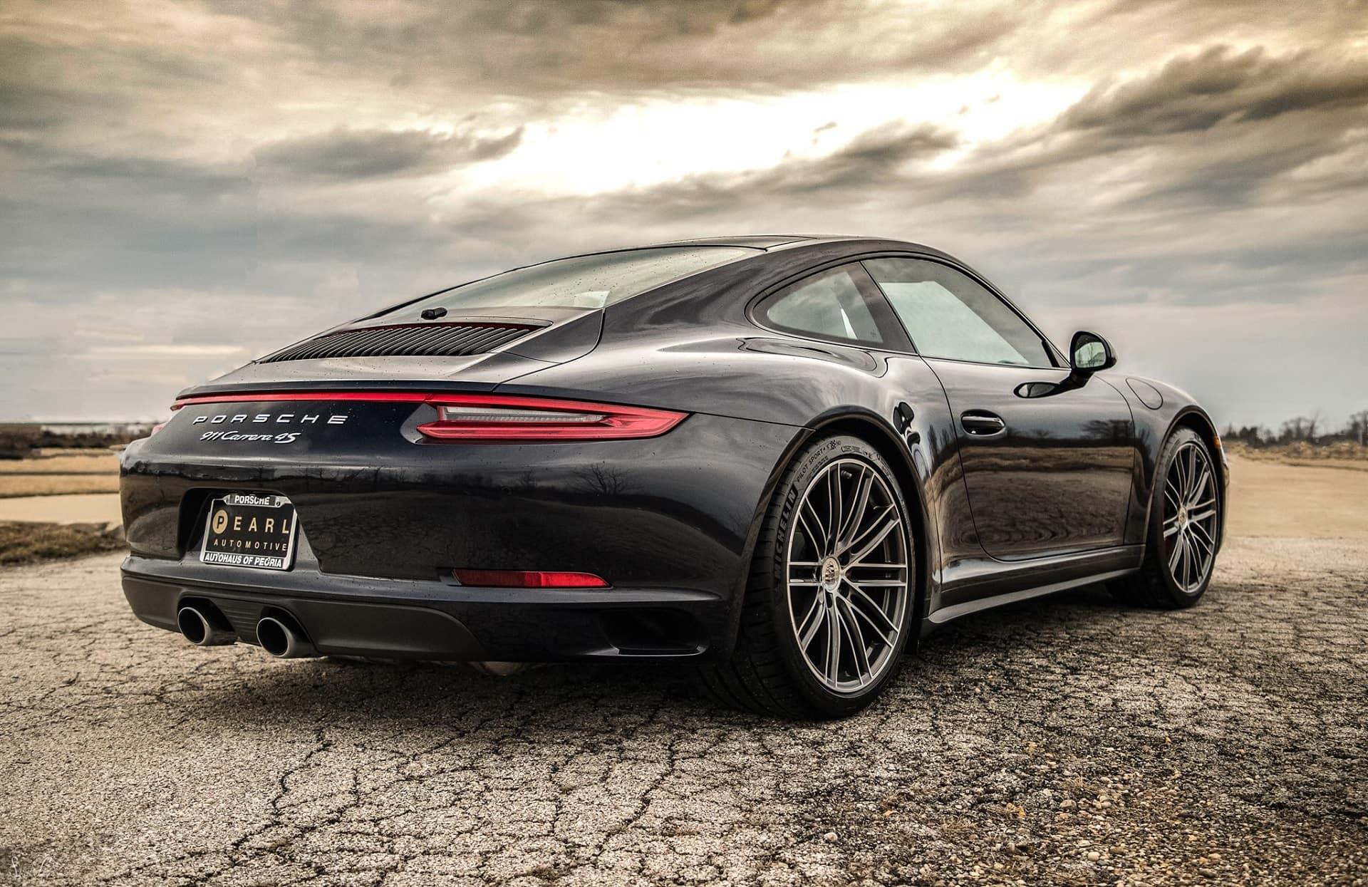 New 2019 Porsche 911 Carrera 4S