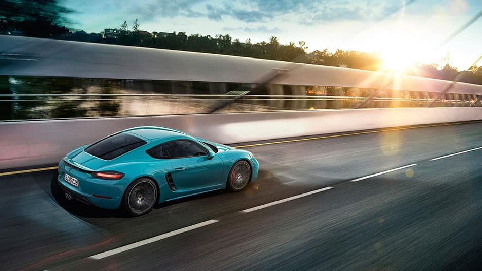 Performance Features of the New Porsche 718 Cayman at Garber in Webster, NY