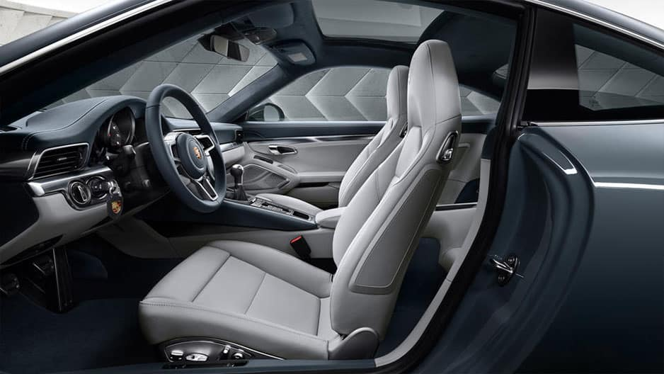 Interior Features of the New Porsche 911 at Garber in Rochester, NY