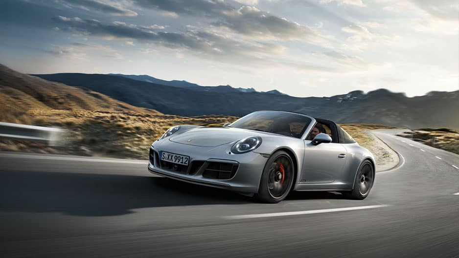 Performance Features of the New Porsche 911 at Garber in Webster, NY