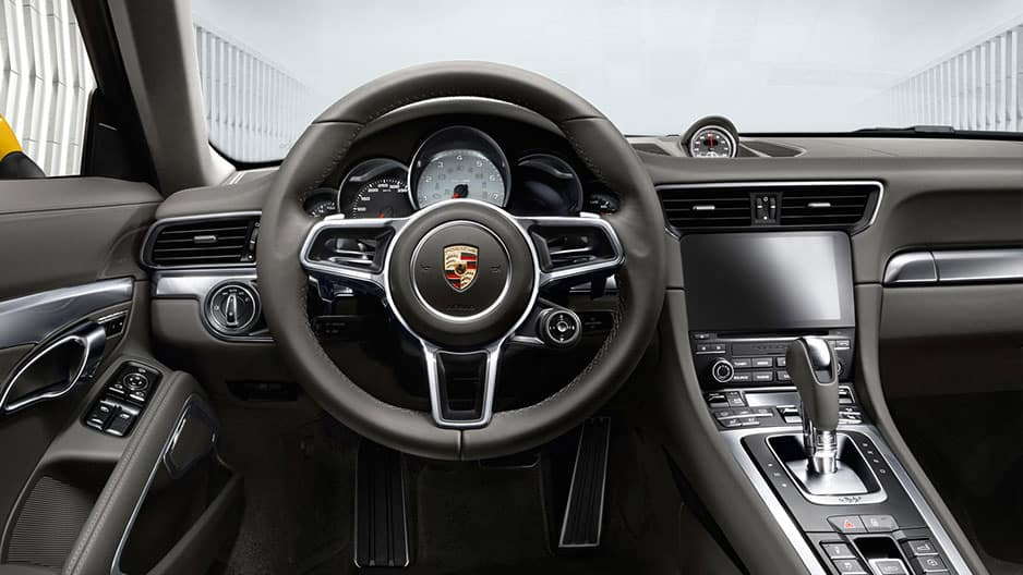 Technology Features of the New Porsche 911 at Garber in Webster, NY